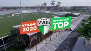 Nieuwbouwloterij bij VVOG