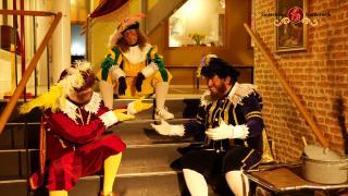 Sinterklaas is in Harderwijk