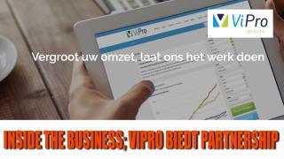 ViPro - Partner voor Partners