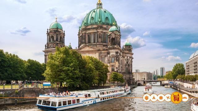 Foodspots van Berlijn