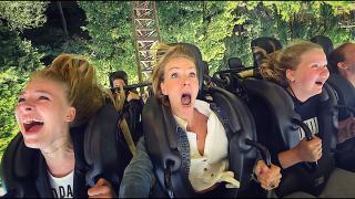 EN DAN GEBEURT ER DiT...!!!  ( Duinrell) | Bellinga Familie Vloggers #1433