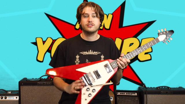 Youtube Pick Of The Week_Michael Lemmo_ The Kinks:  Who'll Be Next In Line.  Featuring Dave Davies and his '58 Gibson Flying V