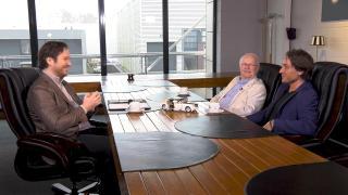 Ondernemerslounge (RTL7) | S3 A4 (14-03-2021) | Met Jeroen v.d. Heuvel