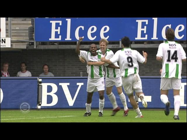FC Groningen won tot nu toe vijf keer van Sparta in Rotterdam