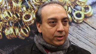 NAMM 2020: PK Pandey, founder,  SonoTone Strings