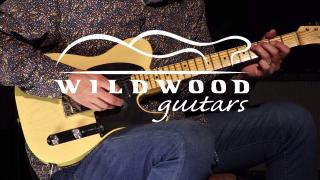 Wildwood Guitars • Fender Custom Shop Wildwood 10 1951 Nocaster • SN: R99240