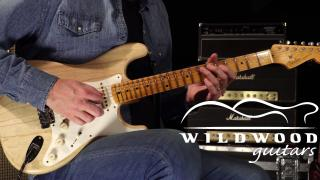 Fender Custom Shop Wildwood 10 1955 Stratocaster • SN: R101229
