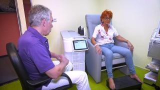 Ondernemerslounge (RTLZ) | 4.3.05 | Laurien bij Finesse Bodyline Clinic