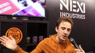 Live from the NEXI booth: NAMM 2020: Paul Childers