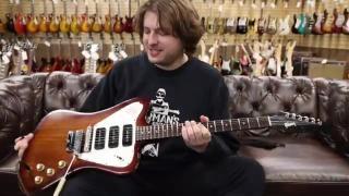 Guitar of the Day: 1966 Gibson Firebird III Sunburst