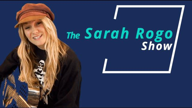 The Sarah Rogo Show: Slide in Standard Tuning