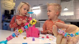 ZELF SiERADEN MAKEN  | Bellinga Familie Vloggers #1194