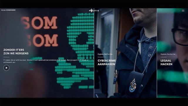 Vacaturevideo Politie Nederland