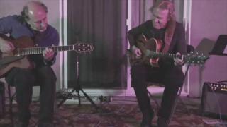 DB & Brad Rabuchin:  Brad's Blues