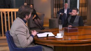 Ondernemerslounge (RTL7) | 2.4.05 | Wessel Peeters van Alumexx
