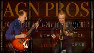 AGN Pros: David Becker & Brad Rabuchin: 'Blues For Pat'