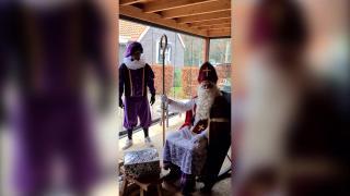 Sinterklaas in Hierden!