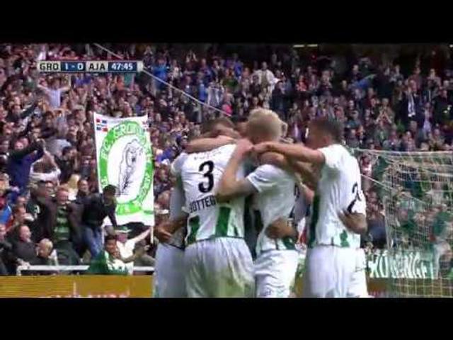 Historie: zeven keer thuis gewonnen van Ajax