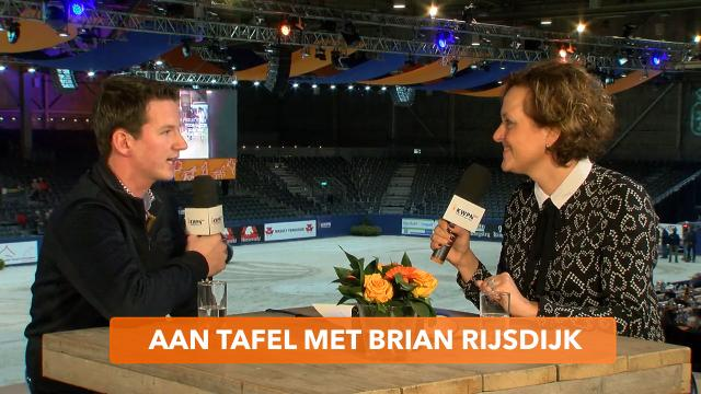 Aan Tafel Met Brian Rijsdijk