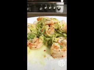 Imprüved Shrimp Linguni