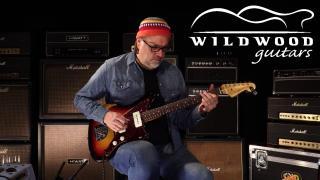Wildwood Guitars • Fender Custom Shop Wildwood 10 1959 Jazzmaster • SN: R103760