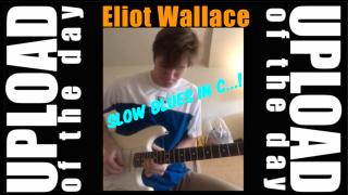 Slow Blues in C by Eliot Wallace