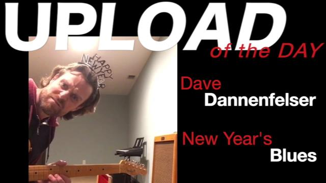 Dave Dannenfelser: New Years Blues