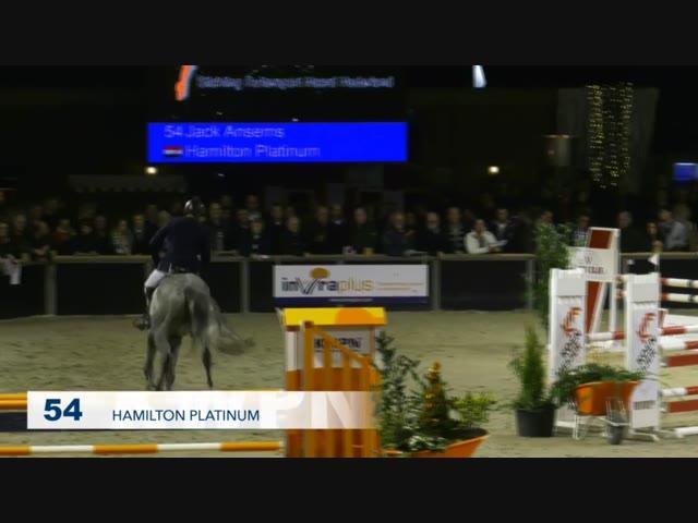 54 - Hamilton Platinum - 1e Manche