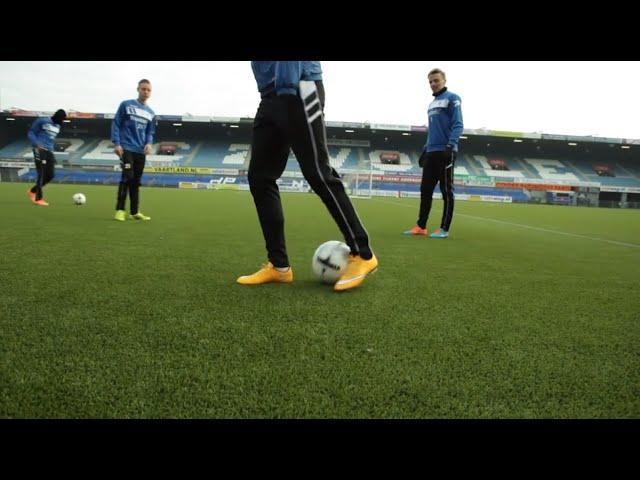 Sportief Zwolle: Sportballenpomp Tarqa