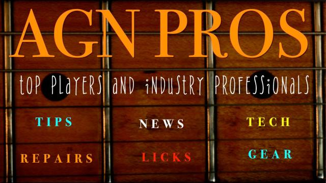 AGN Pros: Episode 10 - Allen Hinds on picking and chords
