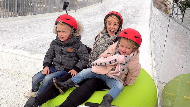 VAN DE ROETSJBAAN! | Bellinga Familie Vloggers #1206
