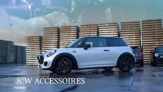 MINI John Cooper Works Heritage Editions.