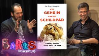 BBC ontvangt David van Bodegom - 'Het geheim van de schildpad'