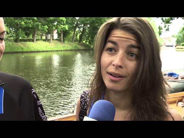 Sportief Zwolle: Zwolse Grachtenrace