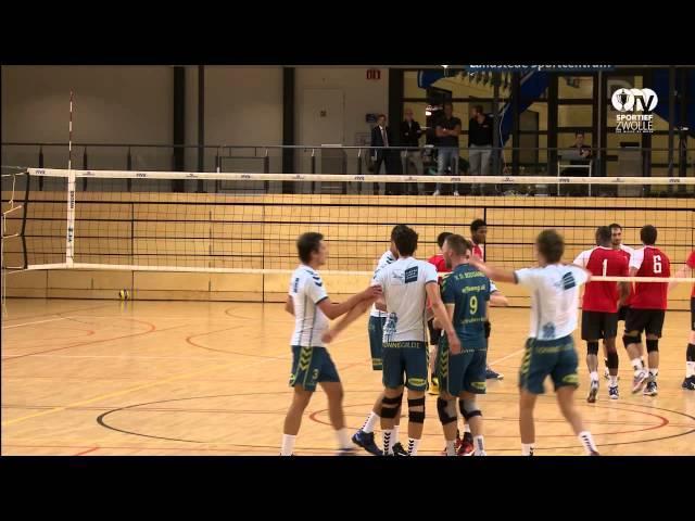 Sportief Zwolle: Landstede volleybal klopt Engeland