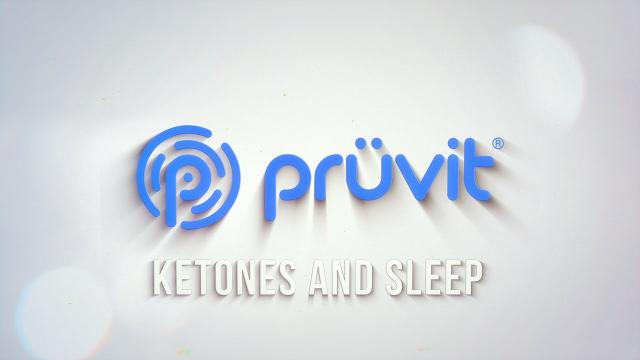 Keto 101 - Ketones and Sleep