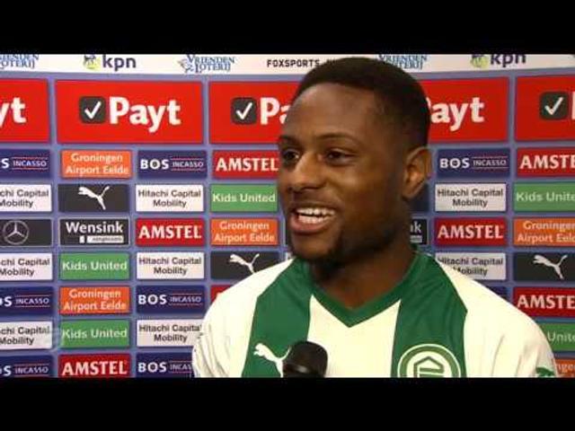 Deyovaisio Zeefuik: 'Ik wil gewoon het team helpen'