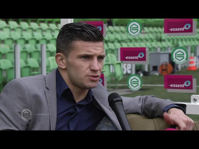 Bryan Linssen: Essent Man of the Match tegen Ajax