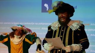 Persconferentie Sinterklaas Harderwijk
