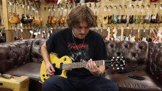 Guitar of the Day 2020 Gibson Les Paul TV Special in TV Yellow Norman's Rare Guitars