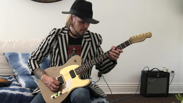 At Home With John 5: Season Of The Witch