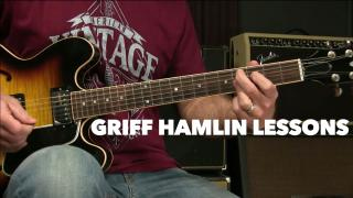 "Griff Hamlin | Using The ""Blues Half Step"" In Your Soloing - The Altered Dominant Scale (Modern Blues Soloing)"