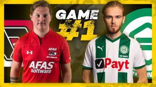 eDivisie | AZ - FC Groningen