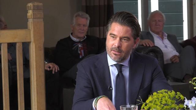 Ondernemerslounge (RTL7) | 1.2.02 | Jeroen de Hooge van Fletcher Hotels