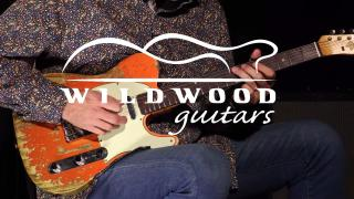 Wildwood Guitars • Fender Custom Shop 2019 Limited 1963 Telecaster • SN: CZ541910