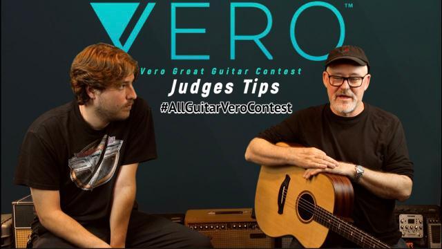 Vero Great Guitar Contest_Judges Tips #1