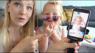 TiKTOK FiLMPJES MAKEN MET LUXY  | Bellinga Vlog #1782