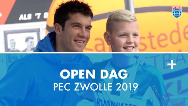 Open dag PEC Zwolle 2019