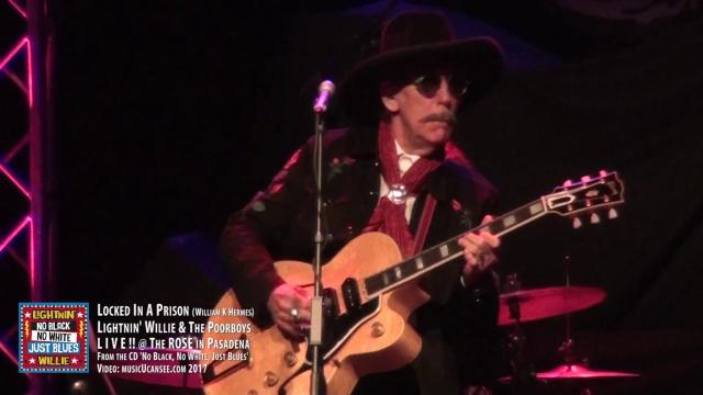 Locked In A Prison - Lightnin Willie & The Poorboys - LIVE @ the ROSE