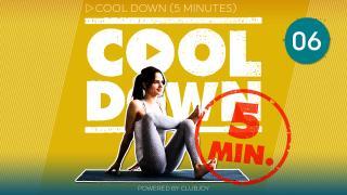 Cool Down 5 min. 6
